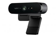 Logitech Webcam Brio 4k an Lager